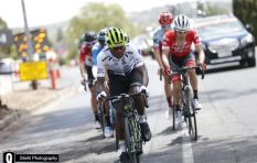 SA cycling star Nic Dlamini picked for grand tour: 'A bicycle changed my life'
