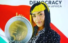 Lady Skollie honoured to be one of the youngest artists to design new SA coins