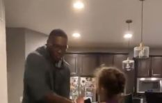[WATCH] Father and daughter dance-off changes tune when she starts twerking