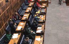DA offers Western Cape Scopa chair to ANC