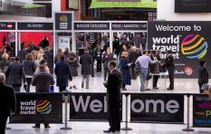 Travel industry professionals congregate at the The World Travel Market Africa