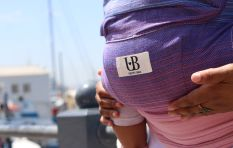 Meet Woolies slayer Shannon McLaughlin, founder of Ubuntu Baba Baby Carrier