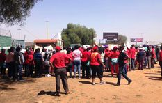 We are ready to strike indefinitely - Nehawu