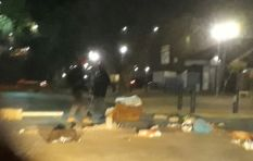Gauteng hit by road blockades