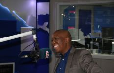 "[LISTEN] ""We can share the land without any drop of blood"" Malema"