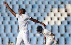 Bongani speaks to cricket's 'man of the moment' Lungi Ngidi