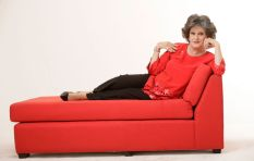 Tannie Evita Bezuidenhout takes a jab at the state of South African politics