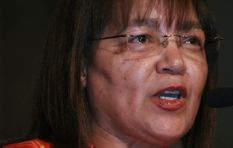 A Trump victory will be an indictment for the world - De Lille