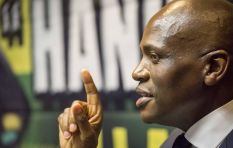 [WATCH] Eusebius chats to Hlaudi Motsoeneng about wanting your vote