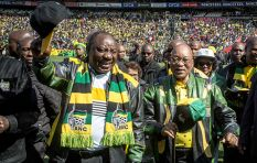 JUST IN: Cyril Ramaphosa takes over helm of ANC as top six announced