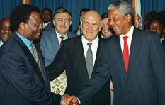 Documents reveal US and UK mediation ahead of South Africa's 1994 elections