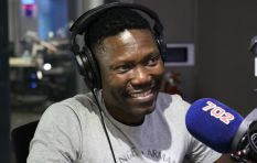 [LISTEN] Azania in conversation with dancer and choreographer Gregory Maqoma