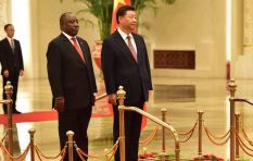South Africa is ready for business and China gives land reform a thumbs up