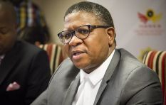 Mbalula wants to 'instill fear in criminals'