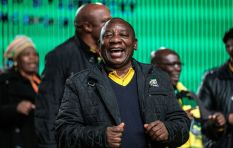 Cyril Ramaphosa elected incoming president of the ANC