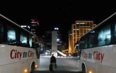 Private long distance bus companies face threats amid bus strike