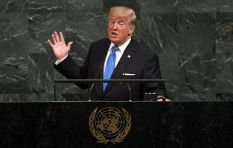 Trump slated for UN address