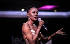 Six things we learned from Miss SA Zozibini Tunzi