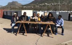 Imizamo Yethu community leaders condemn torching of two homes