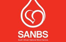 SANBS facing blood Type O shortage
