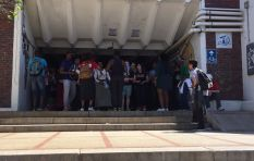 Disgruntled students continue to protest after six UCT demonstrators arrested