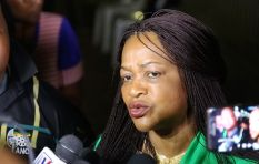 'A spectacular display [by Baleka Mbete] of sucking up to ensure a paycheque'