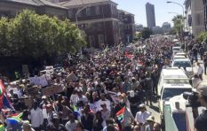 Massive, diverse Cape Town anti-Zuma march concludes without incident