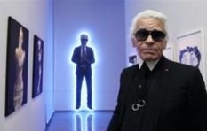 'Fashion king' Karl Lagerfeld dies
