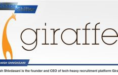 Giraffe mobile app is making waves in the job recruitment market