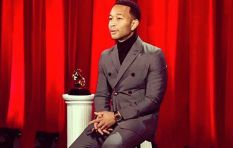 John Legend compliments the Stellenbosch University Choir