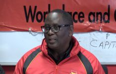 Zwelinzima Vavi tests positive for coronavirus, will be in self-isolation