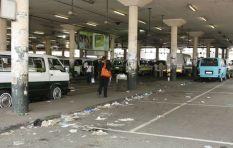Taxi strike leaves many stranded, Nigeria victims returned, Cosatu-Numsa decoded