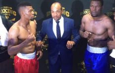 TV heavyweights to face off in the boxing ring