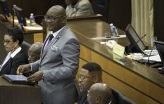 David Makhura on public finance management in Gauteng