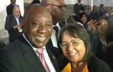 De Lille calls on leaders to 'rise above' political differences - #SONA2019