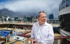 [LISTEN] John Maytham gets a taste of life on board Cunard's Queen Elizabeth