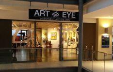 Karan Beef artistic dinner experience at Art Eye Gallery
