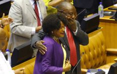 EFF's walk out was bizarre - Baleka Mbete