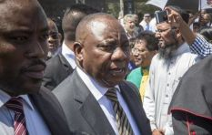 Ramaphosa clears the air on Marikana apology