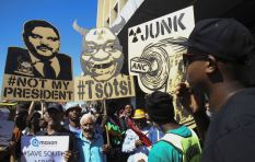 Zuma says protests against him reveal racism is still alive