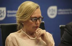 Premier Helen Zille explains housing plans for old Conradie Hospital site