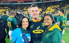 Meet the women who ensured that the Boks were in top form to bring home the cup