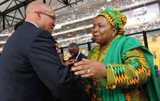 """Dlamini-Zuma heading for a Cabinet post"""