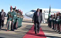 Ramaphosa meets embattled Lesotho PM Tom Thabane in Maseru