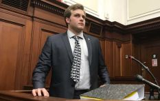 Emotional Henri van Breda says 'my family was very close'