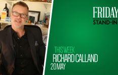 Public law expert, Prof. Richard Calland is your #FridayStandIn