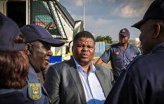 Mahlobo denies criminal rhino poaching connection