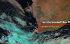 Severe Cape weather alert: Flooding expected