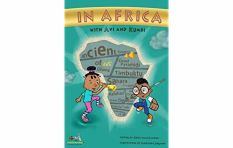 In Africa with Avi and Kumbi: Children's book helps kids explore continent