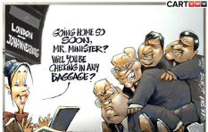 [CARTOON] A Case of State Capture